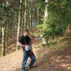 LCpro-SD measuring conifers.