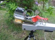 PLU5 LED light unit for use with LCi-SD portable photosynthesis systems
