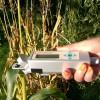 Y(II) meter in use