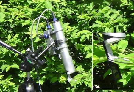 PSP32 multi sample monitoring fluorometer
