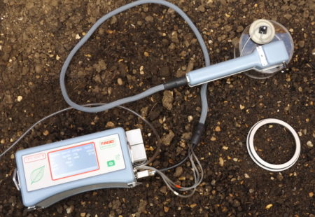 SRS1000 T Portable Soil Respiration System